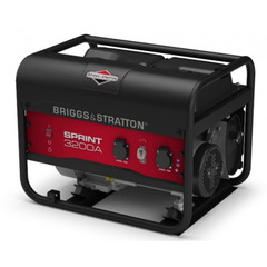 Бензиновый генератор Briggs Stratton Sprint 3200A