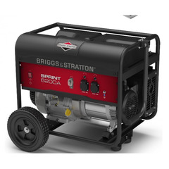 Бензиновый генератор Briggs Stratton Sprint 6200A