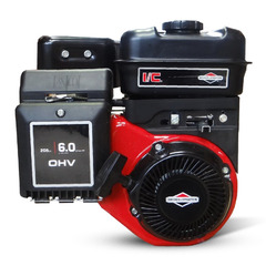 Двигатель Briggs & Stratton 6.0 I/C  (Вал 19 мм) 6.0 л.с. с генератором и э/стартером
