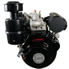 Двигатель дизельный Lifan C192F D  (шпонка 25 мм) 6А 15 л.с.