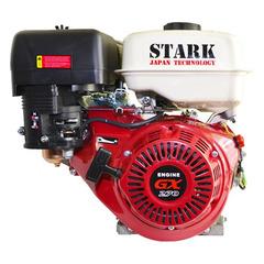 Двигатель GX270 SN (шлицевой вал 25 мм, 80x80) 9 л.с.