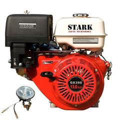 Двигатель GX390 S (шлицевой вал 25 мм) 13 л.с.