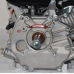 Двигатель Lifan 177F (Вал 25 мм, крепление крышки картера 80x80 мм,) 9 л.с.