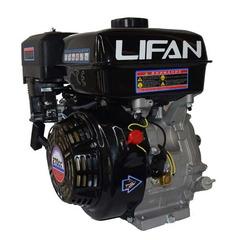 Двигатель Lifan 177F (Вал 25 мм,  крепление крышки картера 90x90 мм) 9 л.с.