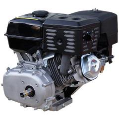 Двигатель Lifan 188FD-R c электрозапуском, сцепление и редуктор (Вал 22 мм) 13 л.с.