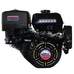 Двигатель Lifan 190FD c электрозапуском (Вал 25 мм) 15 л.с.