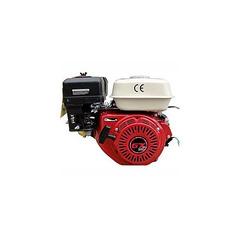 Двигатель Shtenli GX450е с электро стартером (Вал 25 мм, шпонка) 18 л.с.
