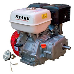 Двигатель STARK GX270 F-R электрокомплект (сцепление и редуктор 2:1) 9 л.с.