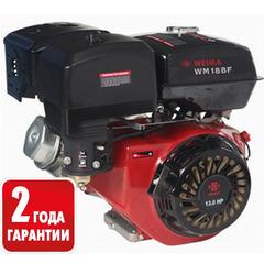 Двигатель Weima WM 188 F (W shaft) 13 л.с. (Вал шлицевой 25 мм)