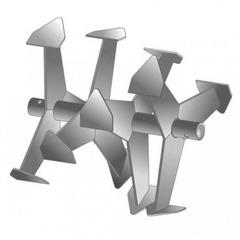 Фрезы Гусиные лапки пос.30 мм., усиленная втулка