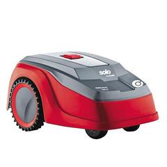 Газонокосилка-робот самоходная SOLO by AL-KO Robolinho 450 W (ширина 20 см, макс. площадь 450 м, макс. уклон 35 %, литий-ионный аккумулятор)