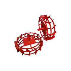 Грунтозацепы (комплект) ф 540/460 мм, шир. 160 мм, 6-гр. втулка 32 мм, 3 обруча ВРМЗ (SL-101, SL-104, SL-105, SL-131, SL-144, SL-145, SL-151, SL-184)