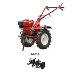 Культиватор бензиновый ASILAK SL-101 (10 л.с., шир. 115 см, колесо 6.50-12, без ВОМ, передач 2+1) В Комплекте (фрезы)