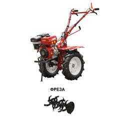 Культиватор бензиновый ASILAK SL-186 колеса 5.00-12 (18 л.с., шир. 115 см, колесо 5.00-12, без ВОМ, передач 2+1) (SL-186-5012) В Комплекте (фрезы)