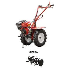 Культиватор бензиновый ASILAK SL-186 колеса 6.50-12 (18 л.с., шир. 115 см, колесо 6.50-12, без ВОМ, передач 2+1) (SL-186-6512) В Комплекте (фрезы)