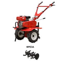 Культиватор бензиновый ASILAK SL-82B (7.5 л.с., шир. 95 см, колесо 4.00-8, без ВОМ, передач 2+1, ременной) В Комплекте (фрезы)