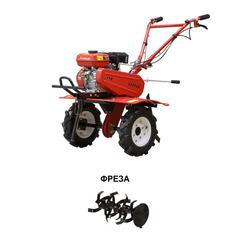 Культиватор бензиновый ASILAK SL-85B колеса 5.00-12 колеса 4.00-8 (7.5 л.с., шир. 95 см, без ВОМ, передач 2+1, колеса 4.00-8) В Комплекте (фрезы)