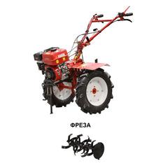 Культиватор бензиновый ASILAK SL-86 колеса 5.00-12 (8 л.с., шир. 95 см, без ВОМ, передач 2+1, колеса 5.00-12) (SL-86-5012) В Комплекте (фрезы)