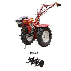 Культиватор бензиновый FERMER FM-1412MX колеса 6.50-12 (13 л.с., шир. 105 см, колесо 6.50-12, без ВОМ, передач 2+1) (FM-1412MX-65) В Комплекте (фрезы)