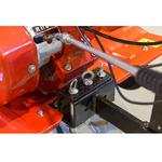 Культиватор бензиновый FERMER FM-811MB c Прицепом (7.5 л.с., шир. 95 см, колесо 4.00-8, без ВОМ, передач 2+1) В Комплекте (фрезы, окучник, плуг, сцепка)