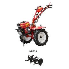 Культиватор бензиновый FERMER FM-813MX колеса 5.00-12 (8 л.с., шир. 95 см, колесо 5.00-12, без ВОМ, передач 2+1) (FM-813MX-50) В Комплекте (фрезы)