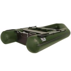 Лодка надувная ПВХ Фрегат 300 ЕК пт, с надувным кильсоном, системой крепления ликпаз/ликтрос, с веслами