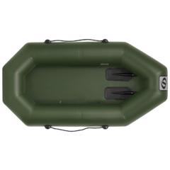 Лодка надувная ПВХ Фрегат М1 Лайт (200 см) с гребками