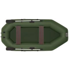 Лодка надувная ПВХ Фрегат М5 (300 см) лт, с веслами
