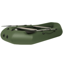 Лодка надувная ПВХ Фрегат М5 (300 см) ст, с веслами