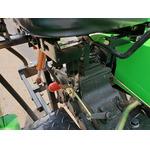 Минитрактор CATMANN MT-242 ECO-Line с дизельным двигателем YTO CF-20 л.с., ВОМ, 4х2. В комплекте (плуг двухкорпусный, почвофреза, окучник тройной)