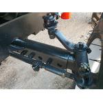 Минитрактор CATMANN MT-350 24 л.с. с Прицепом, дизельным двигателем YD385 на 24 л.с., ВОМ, 4х2. В комплекте (плуг двухкорпусный, почвофреза)