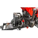 Минитрактор Rossel RT-242D + фреза, 3 цилиндра, дизель, 24 л.с., автоматическая блокировка дифференциала