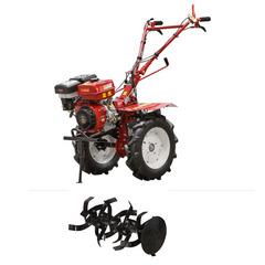 Мотоблок ASILAK SL-186 колеса 5.00-12 (18 л.с., шир. 115 см, колесо 5.00-12, без ВОМ, передач 2+1)