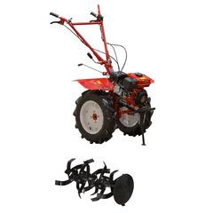 Мотоблок ASILAK SL-85 колеса 5.00-12 (8 л.с., шир. 115 см, колесо 5.00-12, без ВОМ, передач 2+1)