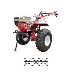 Мотоблок (культиватор) Stark ST-1000 с пониженной передачей и двигателем GX210, 8 л.с., колеса 19-7.00*8