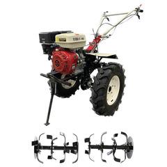 Мотоблок (культиватор) Stark ST-1800 с пониженной передачей и двигателем GX460, 18 л.с., колеса 7.00*12