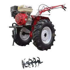 Мотоблок (культиватор) Stark ST-1800 с пониженной передачей и двигателем GX460, 18 л.с., колеса 7.50*12