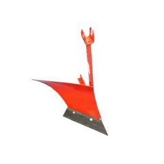 Плуг (стойка 16 мм, ширина захвата 22 см,)