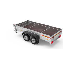 Прицеп автомобильный, двухосный, Белтрейлер ВТ-3015Н-25 (3250х1500, 750 кг., R16)