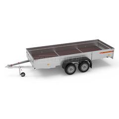 Прицеп автомобильный, двухосный, Белтрейлер ВТ-4002Н-00 (4000х1500, 750 кг., R13)