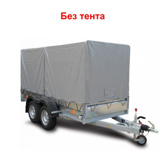 Прицеп автомобильный, двухосный, Трейлер 3,2 +- (3200*1300, 1300 кг., R13)