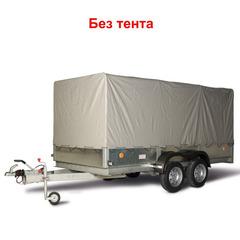 Прицеп автомобильный, двухосный, Трейлер 3,6 ++ (3600*1600, 1500 кг., R13)
