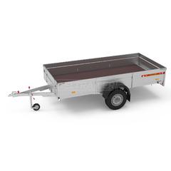 Прицеп автомобильный, одноосный, Белтрейлер BT-325H-00 (3250х1500, 750 кг., R14)