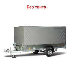 Прицеп автомобильный, одноосный, Трейлер 3,5х1,4 (3500*1400, 750 кг., R13)