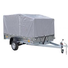 Прицеп автомобильный, с тентом, одноосный, Трейлер 3,0х1,5 (3000*1500, 750 кг., R13)