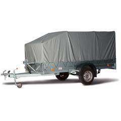 Прицеп автомобильный, с тентом, одноосный, Трейлер 3,5х1,5 (3500*1500, 750 кг., R13)