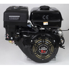 Двигатель Lifan177FD D25, 3А