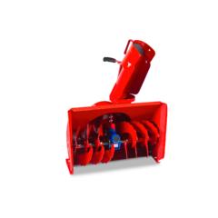 Снегоуборщик для мотоблока Мобил К СМ-0,6 двухконтурный